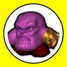 Thanos Twerk - Snap Lens Finder